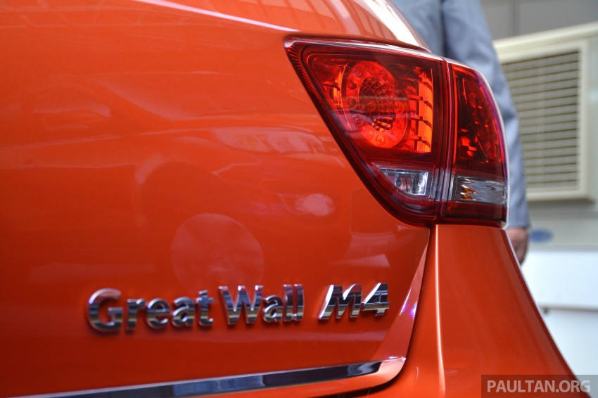 Great Wall M4 SUV – specs revealed, RM45k-RM59k Image #259642