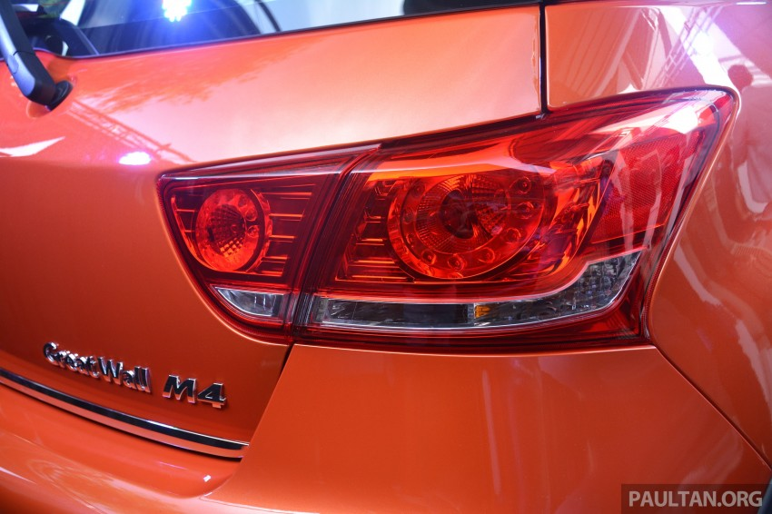 Great Wall M4 SUV – specs revealed, RM45k-RM59k Image #259656