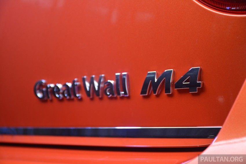 Great Wall M4 SUV – specs revealed, RM45k-RM59k Image #259661