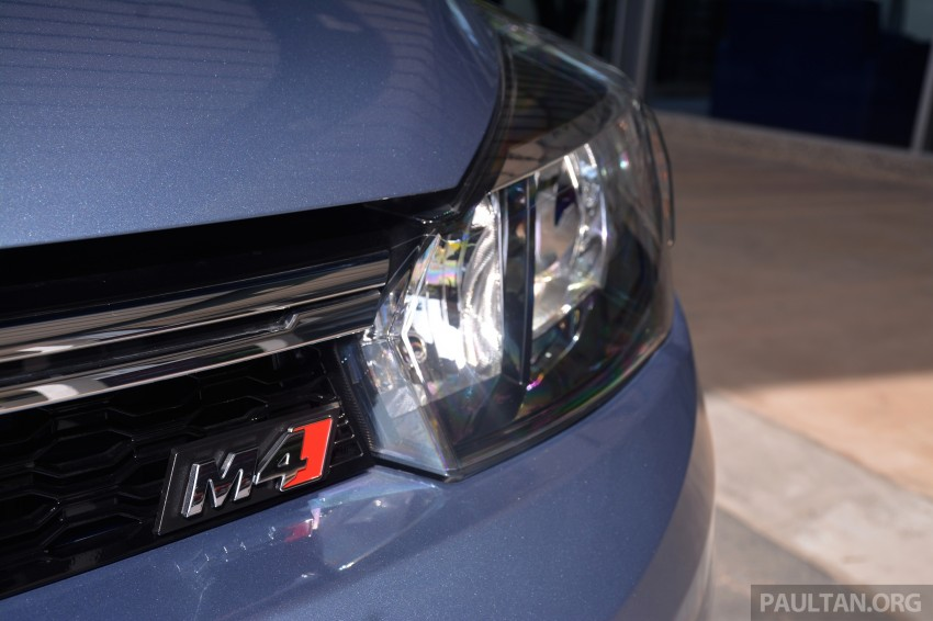 Great Wall M4 SUV – specs revealed, RM45k-RM59k Image #259669