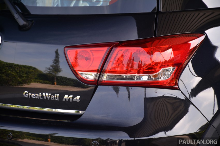 Great Wall M4 SUV – specs revealed, RM45k-RM59k Image #259672