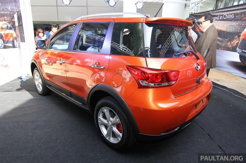 Great Wall M4 SUV – specs revealed, RM45k-RM59k Image #259779