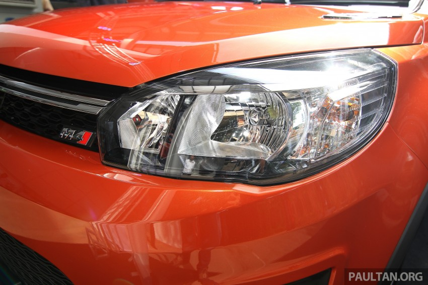 Great Wall M4 SUV – specs revealed, RM45k-RM59k Image #259785