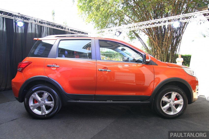 Great Wall M4 SUV – specs revealed, RM45k-RM59k Image #259788