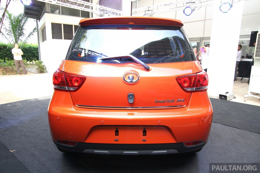 Great Wall M4 SUV – specs revealed, RM45k-RM59k Image #259789