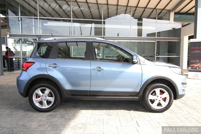 Great Wall M4 SUV – specs revealed, RM45k-RM59k Image #259794