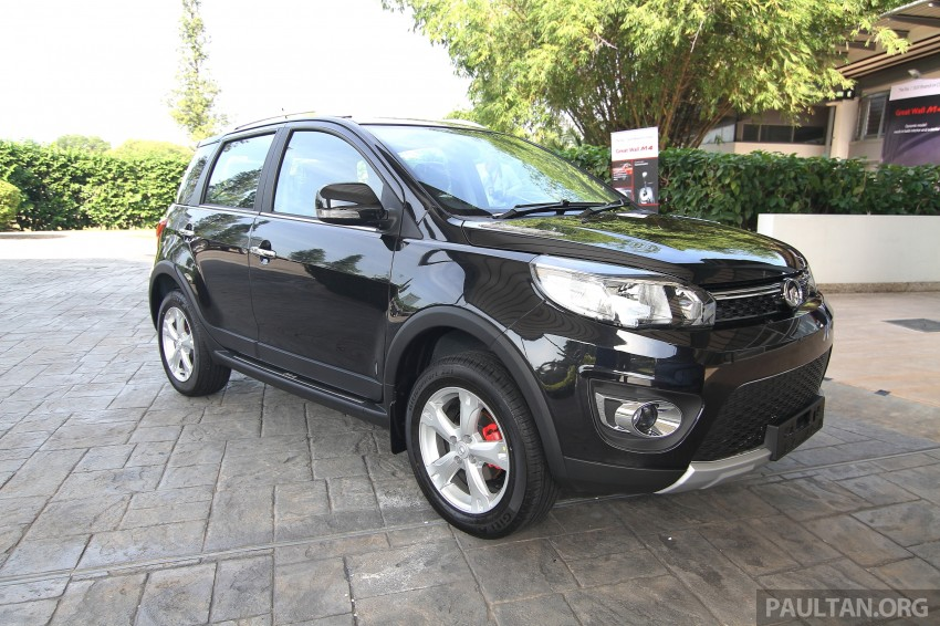 Great Wall M4 SUV – specs revealed, RM45k-RM59k Image #259796