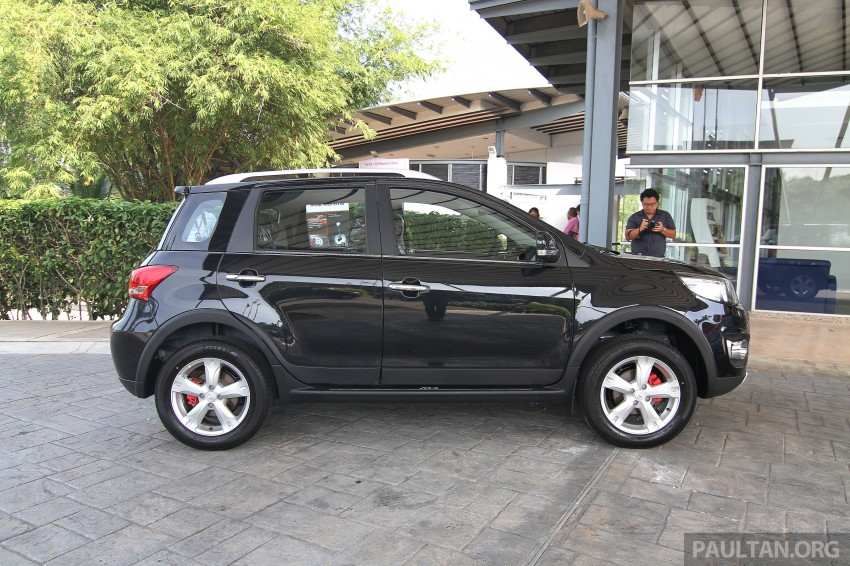 Great Wall M4 SUV – specs revealed, RM45k-RM59k Image #259797