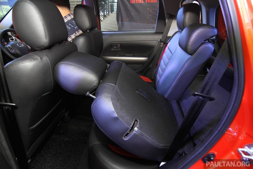 Great Wall M4 SUV – specs revealed, RM45k-RM59k Image #259814