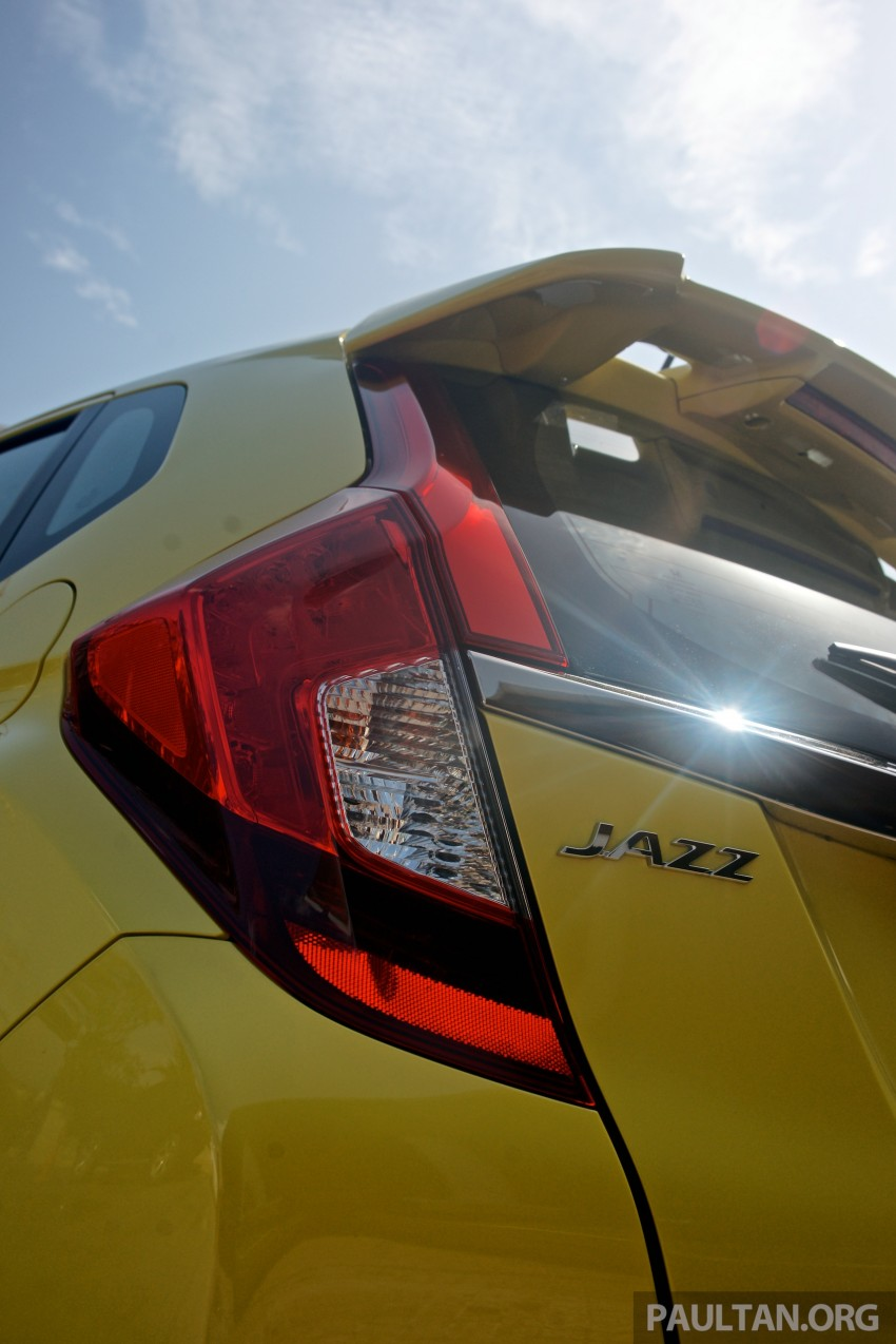 DRIVEN: 2014 Honda Jazz – a quick preview in Hua Hin Image #256342