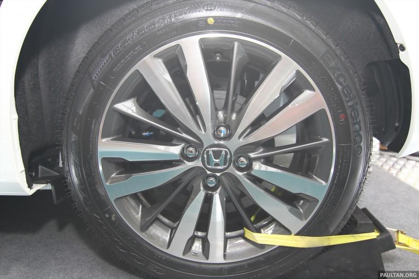 GALLERY: 2014 Honda Jazz previewed at roadshow Image #256280