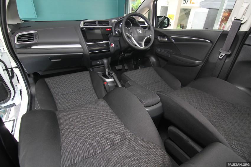 GALLERY: 2014 Honda Jazz previewed at roadshow Image #256301
