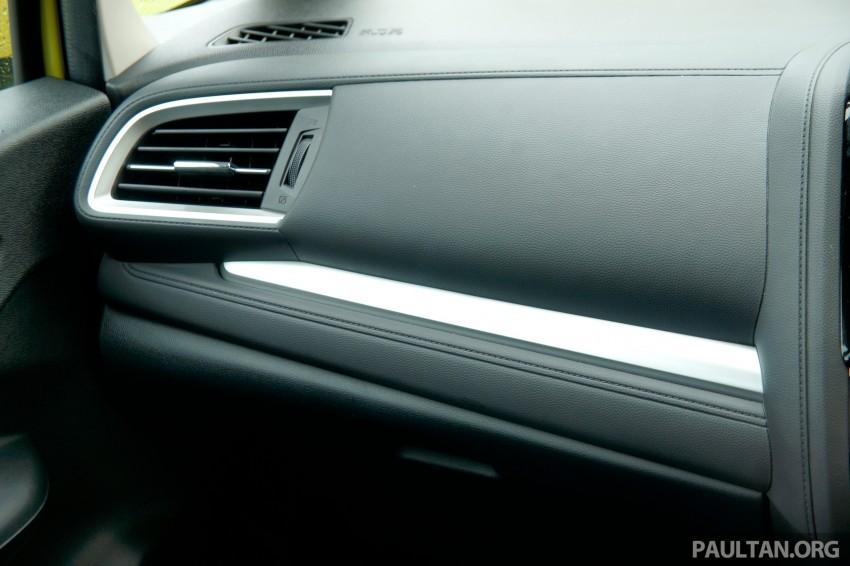 DRIVEN: 2014 Honda Jazz – a quick preview in Hua Hin Image #256359