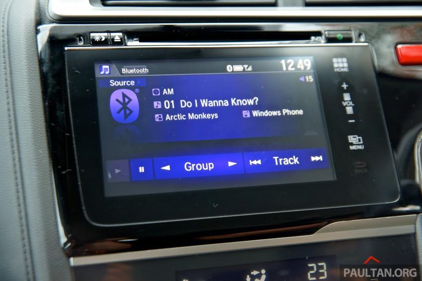 DRIVEN: 2014 Honda Jazz – a quick preview in Hua Hin Image #256363