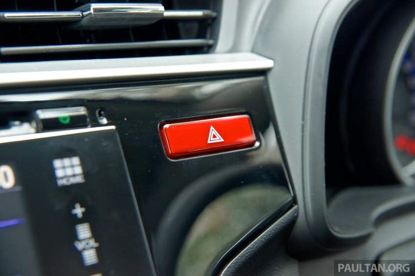 DRIVEN: 2014 Honda Jazz – a quick preview in Hua Hin Image #256366