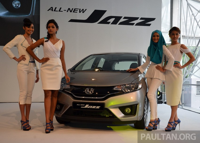 2014 Honda Jazz launched in Malaysia – RM73k-RM88k Image #259115