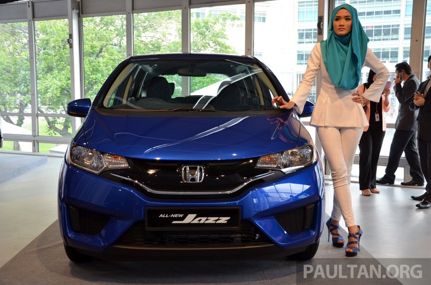 2014 Honda Jazz launched in Malaysia – RM73k-RM88k Image #259126