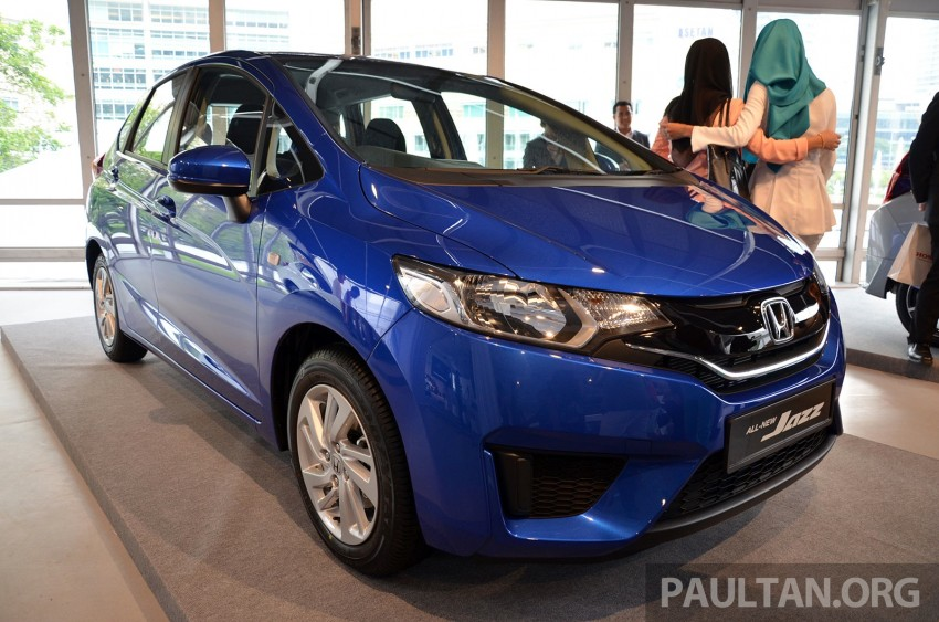 2014 Honda Jazz launched in Malaysia – RM73k-RM88k Image #259127