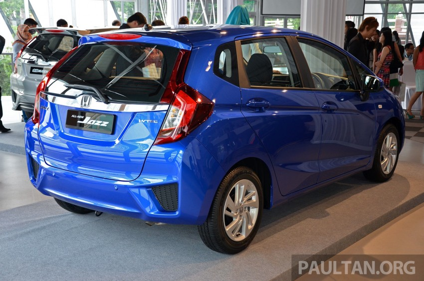 2014 Honda Jazz launched in Malaysia – RM73k-RM88k Image #259128