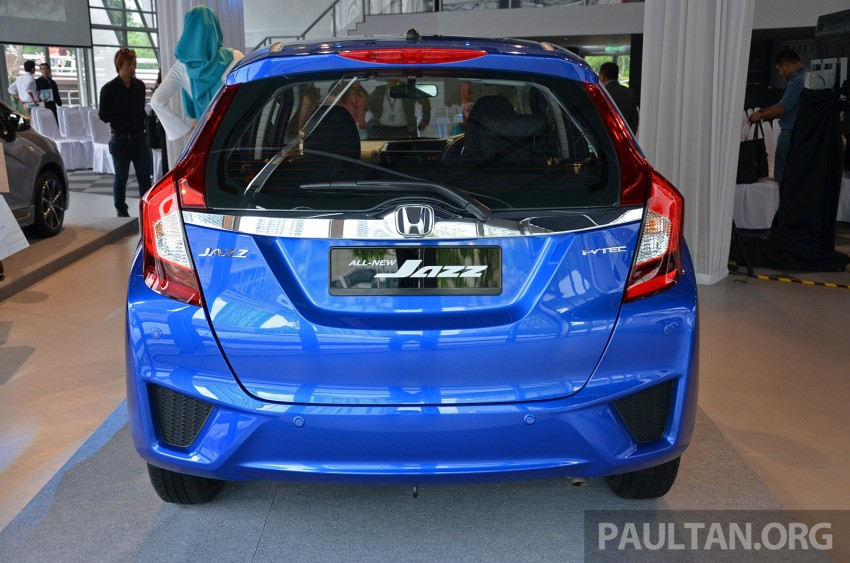 2014 Honda Jazz launched in Malaysia – RM73k-RM88k Image #259129