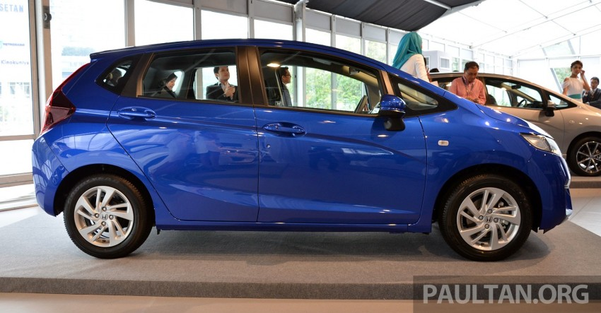 2014 Honda Jazz launched in Malaysia – RM73k-RM88k Image #259130