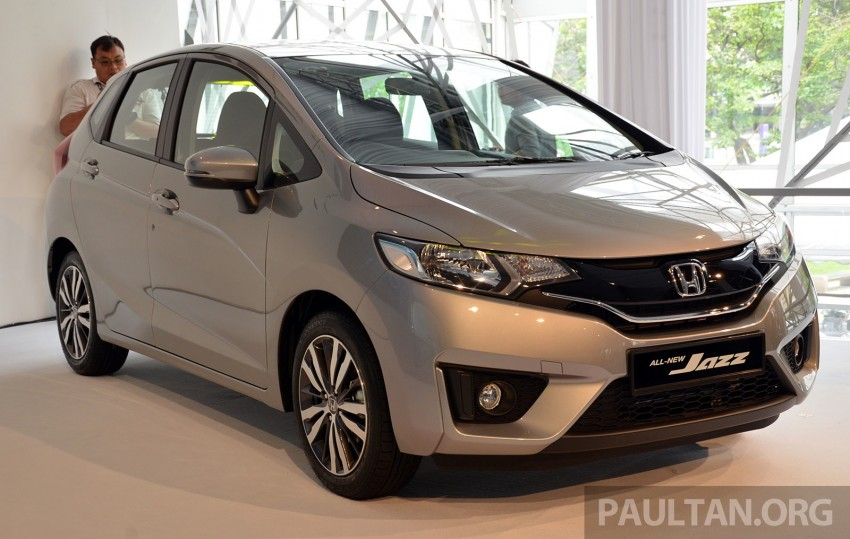 2014 Honda Jazz launched in Malaysia – RM73k-RM88k Image #259096