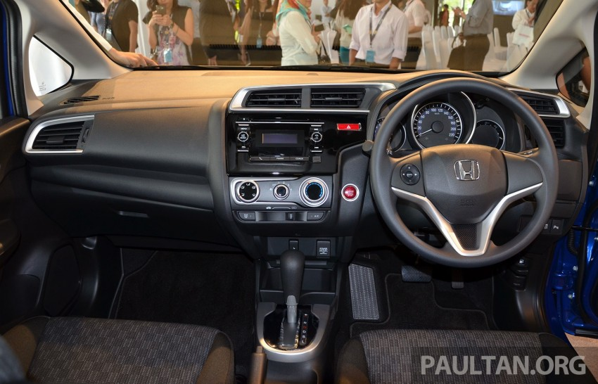 2014 Honda Jazz launched in Malaysia – RM73k-RM88k Image #259101