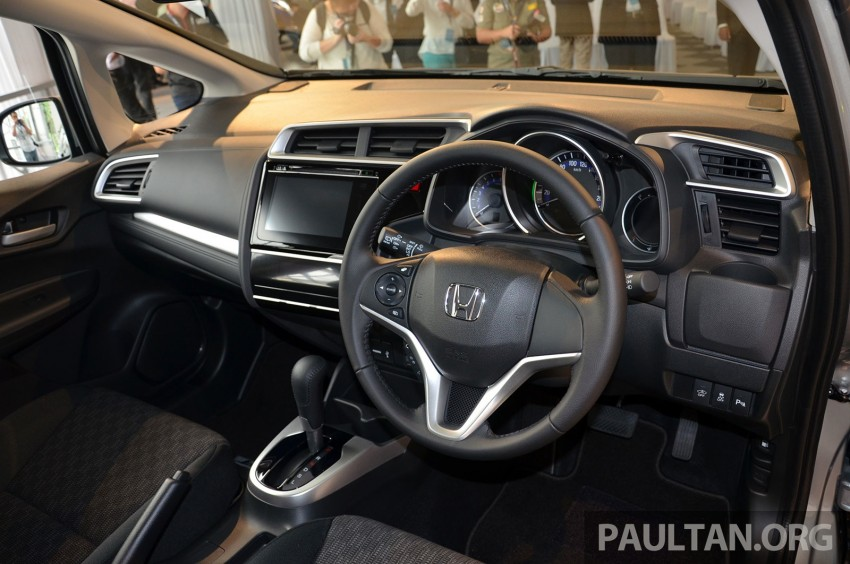 2014 Honda Jazz launched in Malaysia – RM73k-RM88k Image #259088