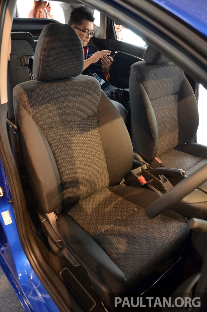2014 Honda Jazz launched in Malaysia – RM73k-RM88k Image #259108