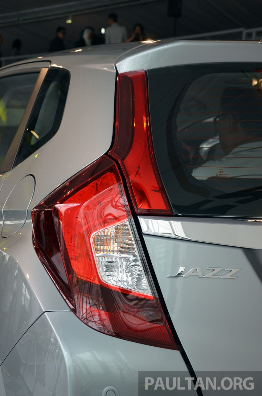 2014 Honda Jazz launched in Malaysia – RM73k-RM88k Image #259090