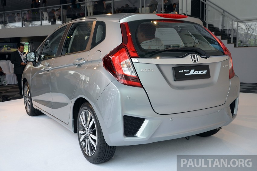 2014 Honda Jazz launched in Malaysia – RM73k-RM88k Image #259091