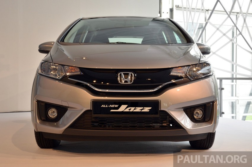 2014 Honda Jazz launched in Malaysia – RM73k-RM88k Image #259093