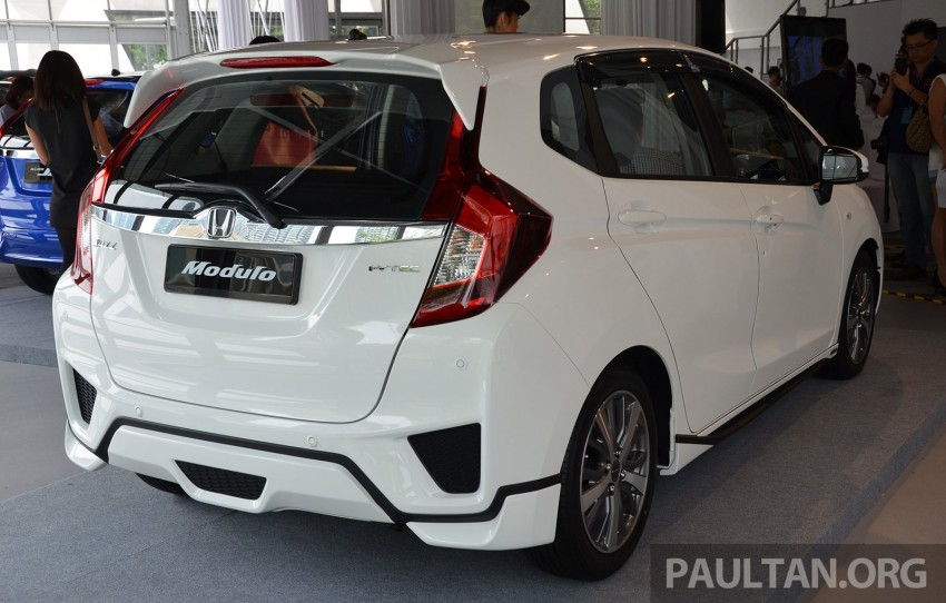 GALLERY: 2014 Honda Jazz Modulo and Mugen kits Image #259139