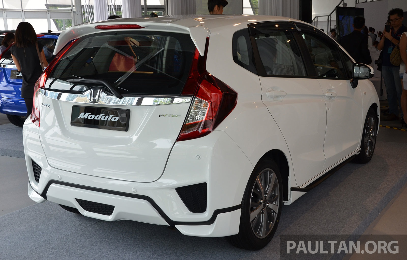 Honda Jazz Modulo Kit 1