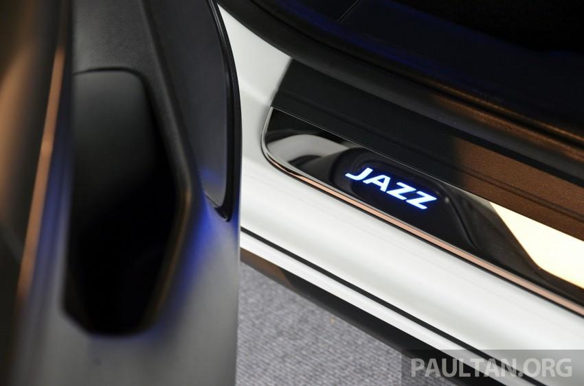 GALLERY: 2014 Honda Jazz Modulo and Mugen kits Image #259148