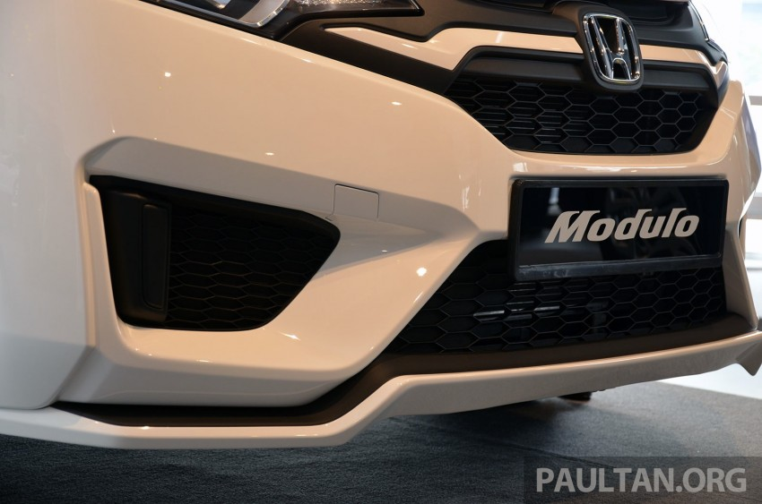 GALLERY: 2014 Honda Jazz Modulo and Mugen kits Image #259141