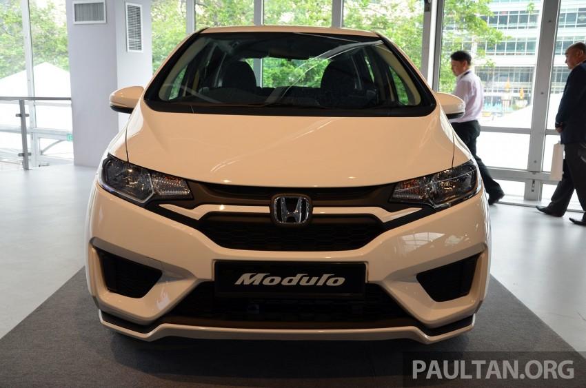 GALLERY: 2014 Honda Jazz Modulo and Mugen kits Image #259145