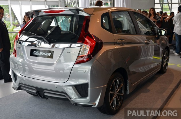 Honda Jazz Mugen Kit- 2