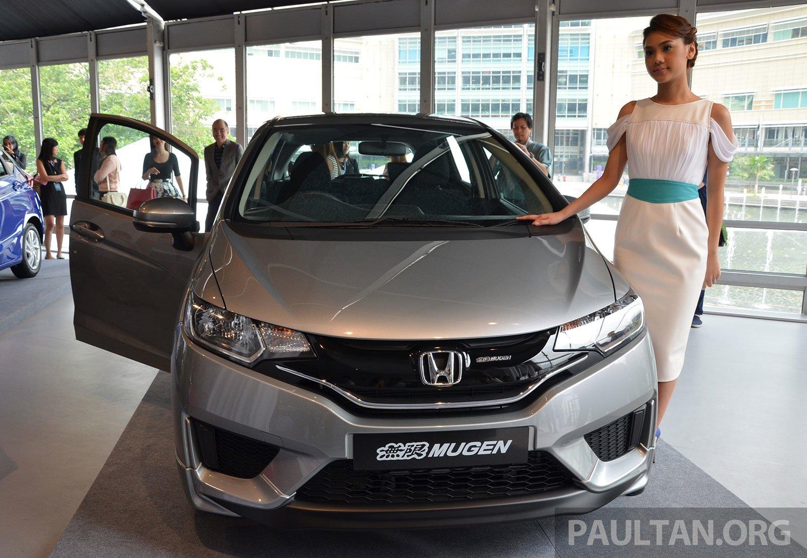 2014 Honda Jazz Modulo And