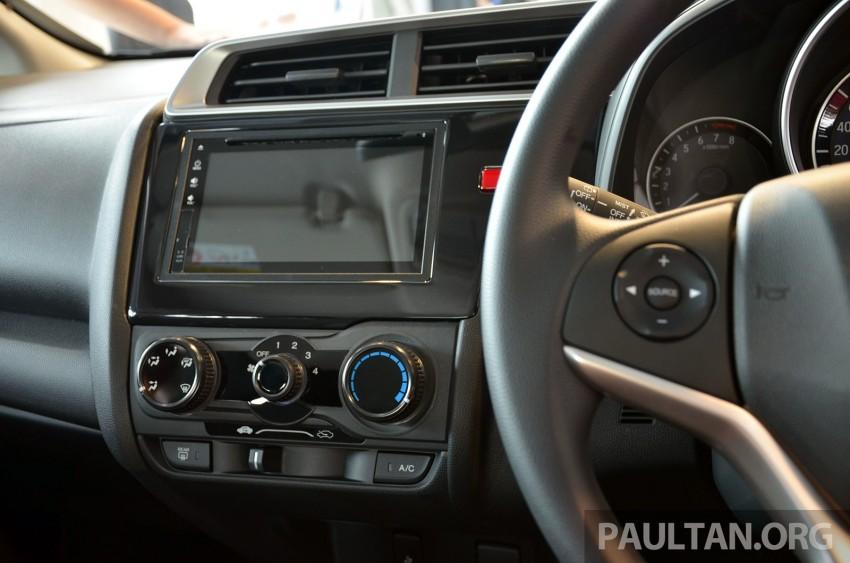 GALLERY: 2014 Honda Jazz Modulo and Mugen kits Image #259156
