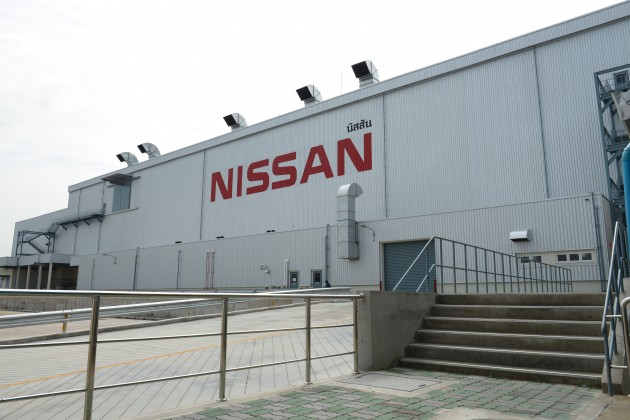Nissan's second production plant in Thailand_higher resolution