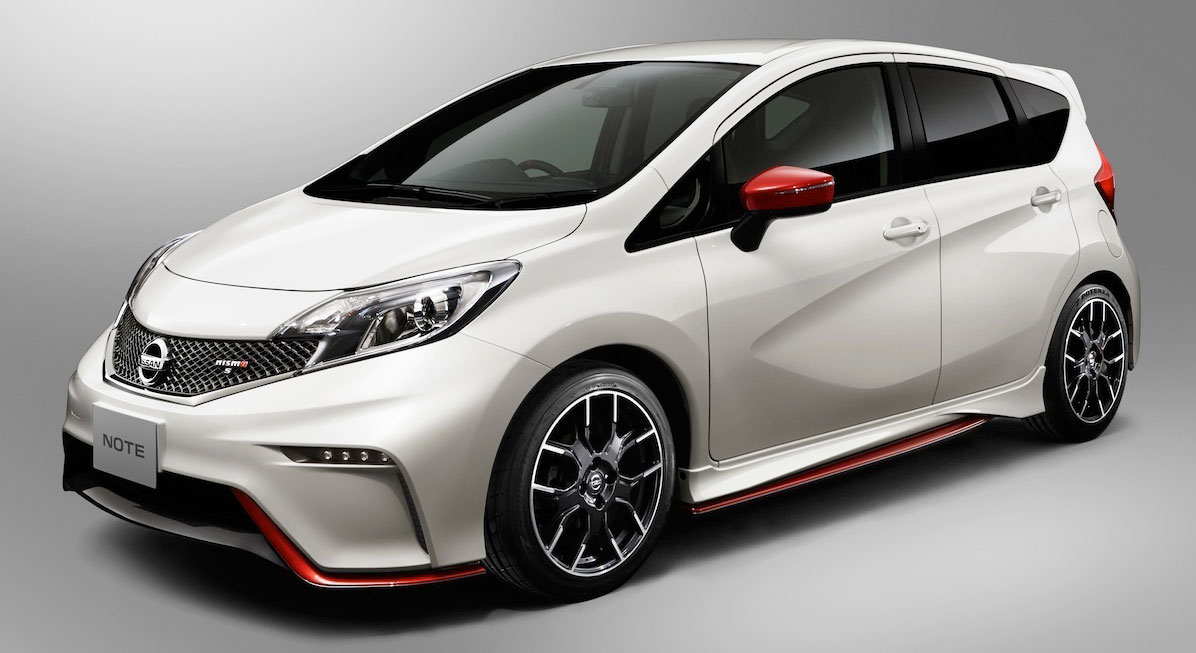 Nissan Note Nismo   first photos of the sportier hatch Image #260475