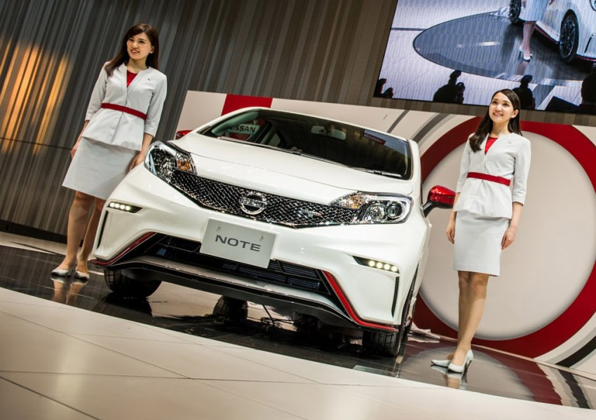 Nissan Note Nismo – first photos of the sportier hatch Image #260592