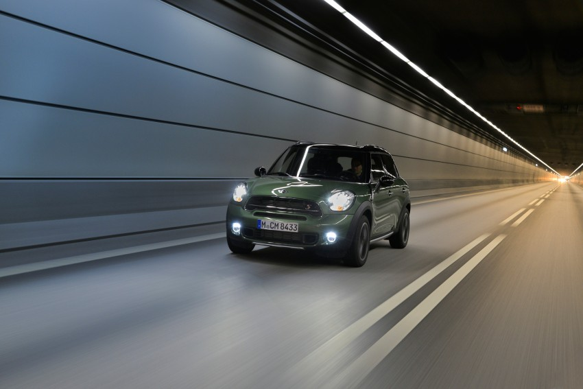 GALLERY: MINI Countryman, Paceman facelift detailed Image #258207