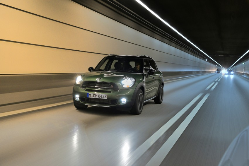 GALLERY: MINI Countryman, Paceman facelift detailed Image #258178