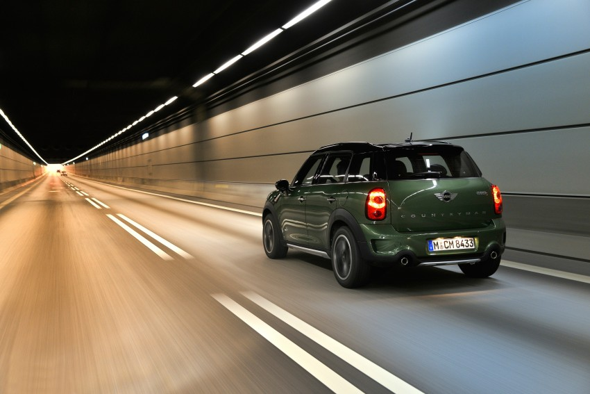 GALLERY: MINI Countryman, Paceman facelift detailed Image #258157