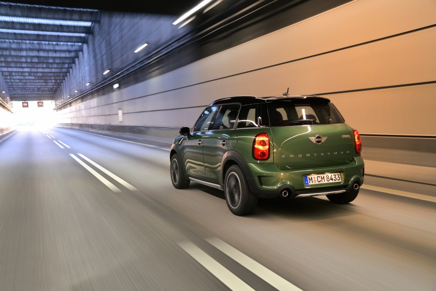 GALLERY: MINI Countryman, Paceman facelift detailed Image #258163