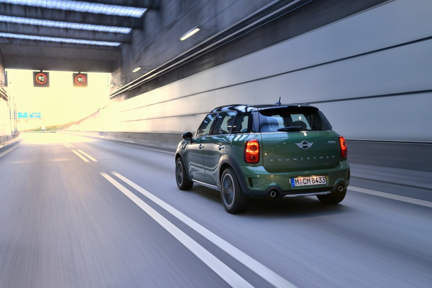 GALLERY: MINI Countryman, Paceman facelift detailed Image #258166