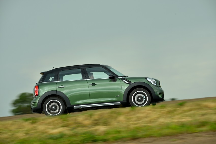 GALLERY: MINI Countryman, Paceman facelift detailed Image #258382