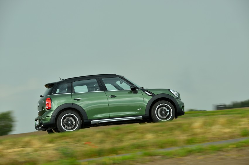 GALLERY: MINI Countryman, Paceman facelift detailed Image #258387